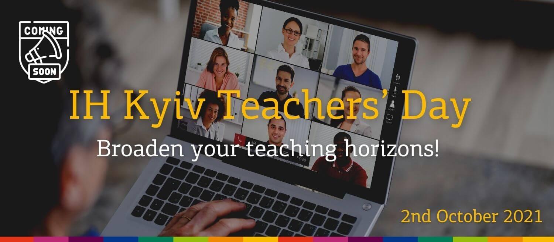 IH Kyiv Teachers' Day